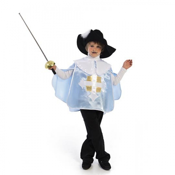 Маскарадный костюм Мушкетер арт. 101 008 116