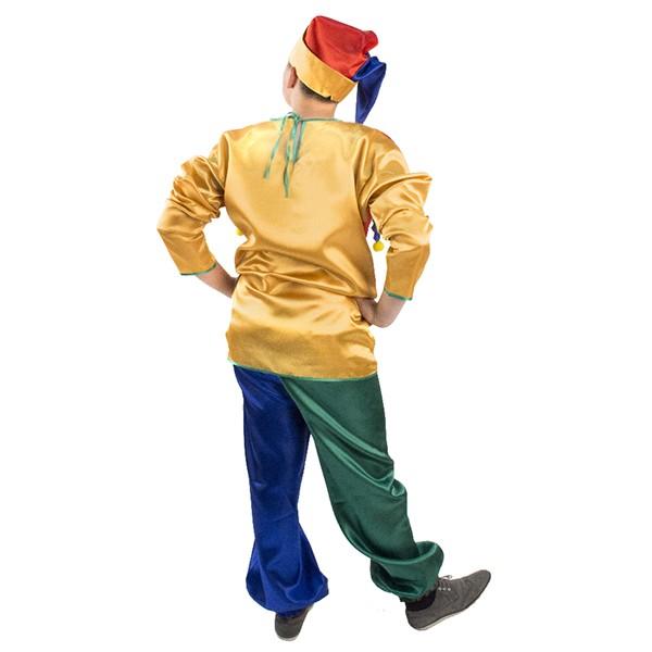 Маскарадный костюм Скоморох арт. 101 034 164
