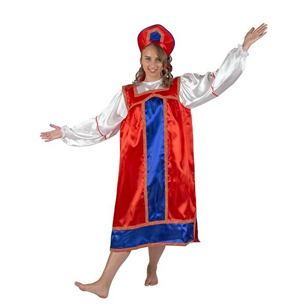Карнавальный костюм Маруся арт. 102 033 164