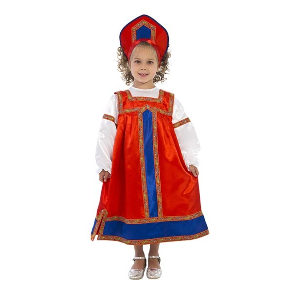 Карнавальный костюм Маруся арт. 102 033 104