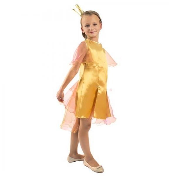 Маскарадный костюм Золотая рыбка арт 103019104