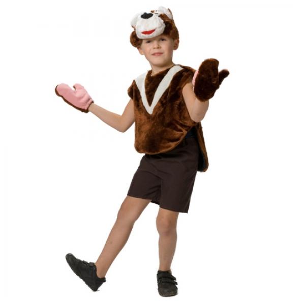 Маскарадный костюм Медвежонок арт. 103 001 104