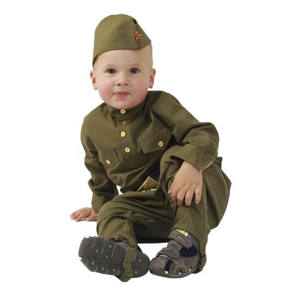 Костюм Гимнастерка с брюками для малышей 108 002-1