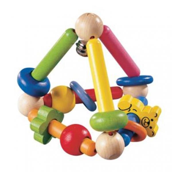 Детская развивающая игра Погремушка