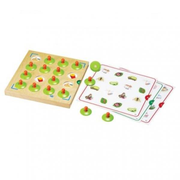 Детская развивающая игра для развития памяти