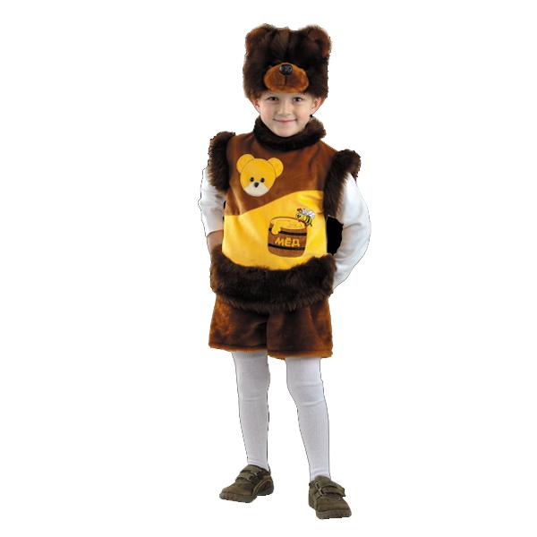 Карнавальный костюм Мишка с медом арт. 265