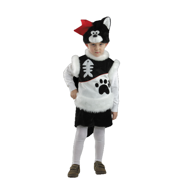Карнавальный костюм Кот Пират арт 278