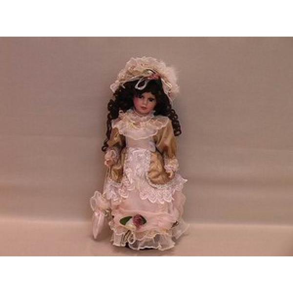 Фарфоровая кукла Katelyn