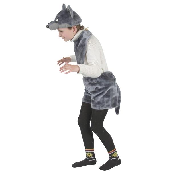 Маскарадный костюм Волк арт. 7С-385