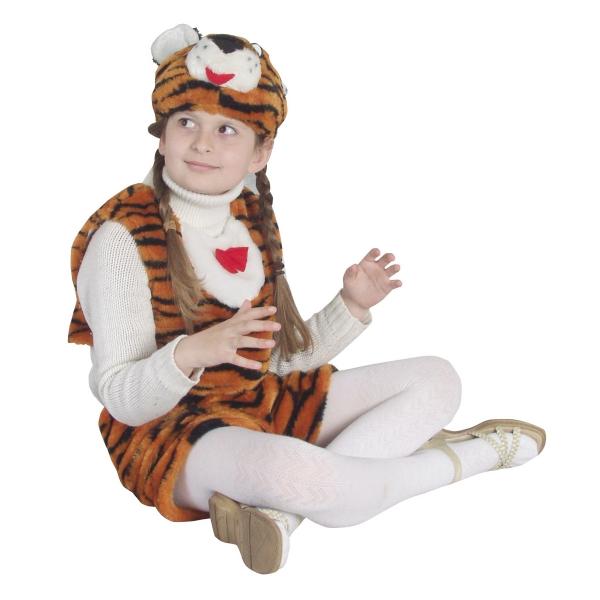 Маскарадный костюм Тигр арт 7С-394