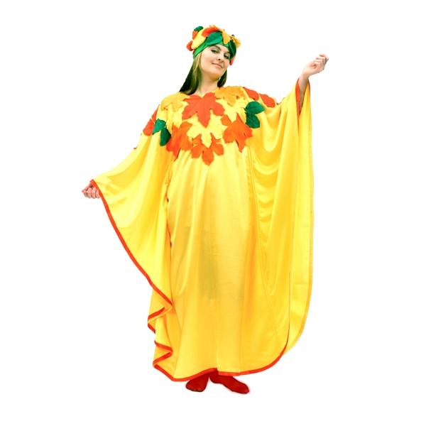 Маскарадный костюм Осень арт. 7C-521