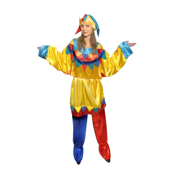 Маскарадный костюм Скоморох арт. 7C-824