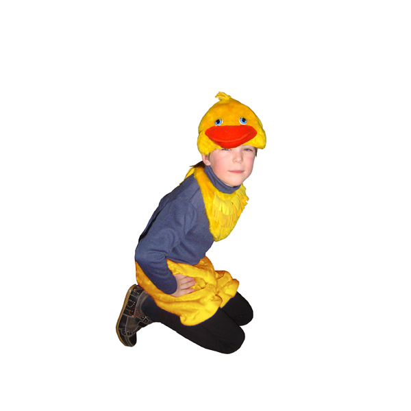 Маскарадный костюм Утенок арт. 7C-919