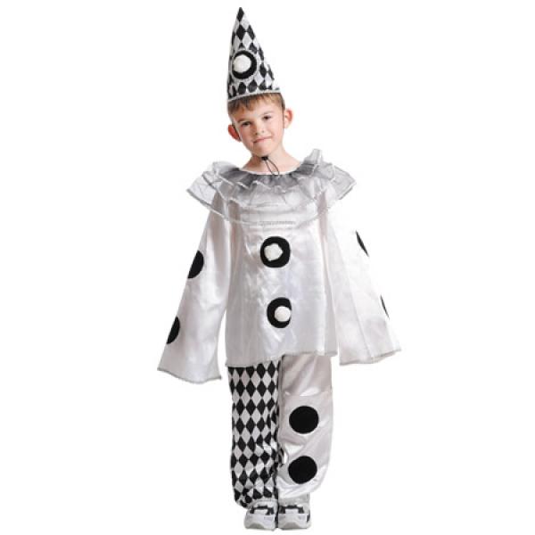 Карнавальный костюм Пьеро