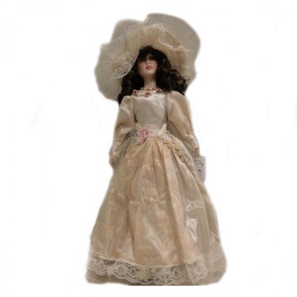 Фарфоровая кукла Olivia