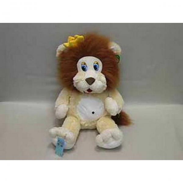 Мягкая игрушка Львенок с бантикомарт арт. 81831