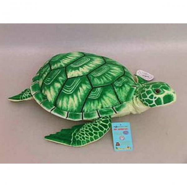 Мягкая игрушка Черепаха морская натуральная арт. 86090