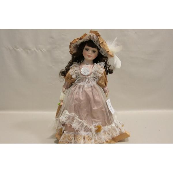 Фарфоровая кукла Madison
