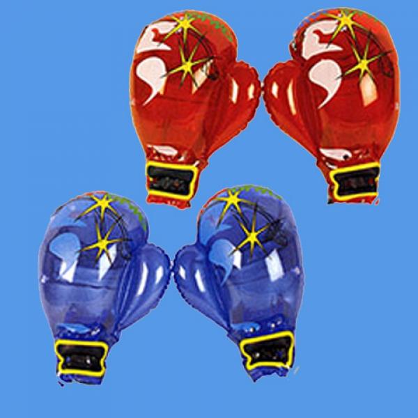 Боксерская перчатка надувная