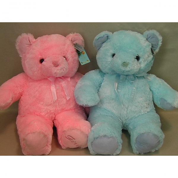 Мягкая игрушка Мишка беби розовый арт. 89560