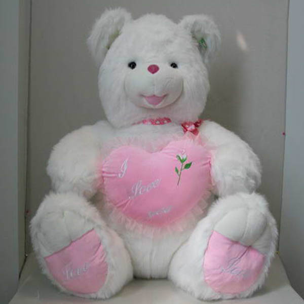 Мишка с сердцем арт. 89599