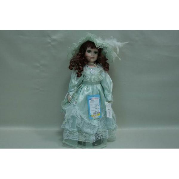 Фарфоровая кукла Kristi