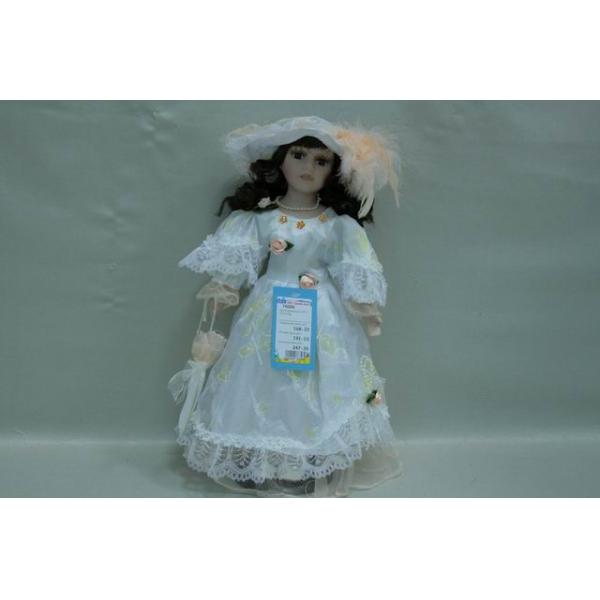 Фарфоровая кукла Angela