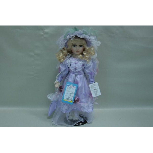 Фарфоровая кукла Gretta