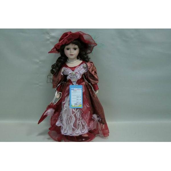 Фарфоровая кукла Lana