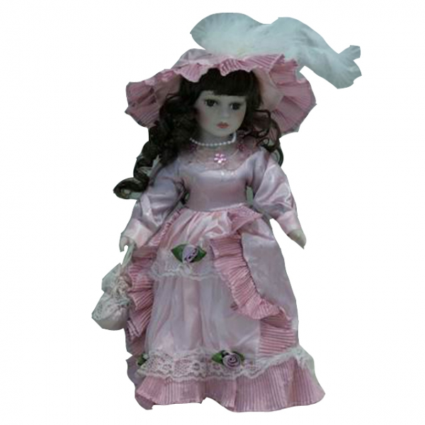 Фарфоровая кукла Evelyn