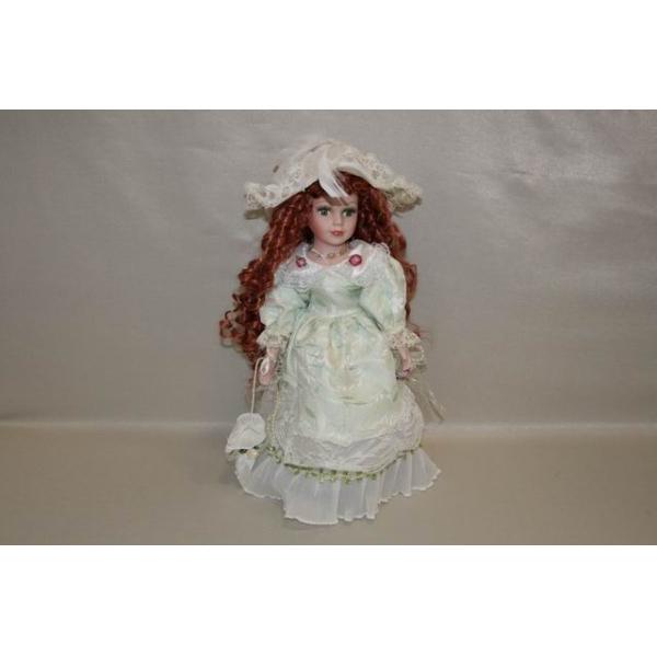 Фарфоровая кукла Kylie