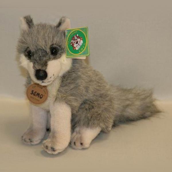 Мягкая игрушка Волчонок