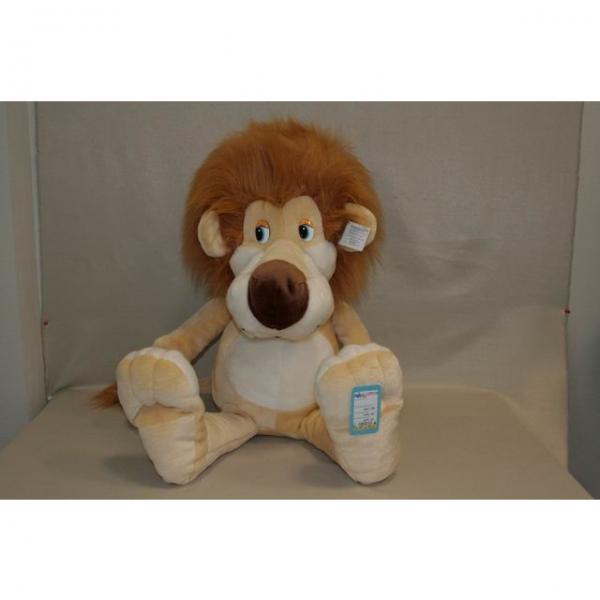 Мягкая игрушка Лев мех арт. 91053