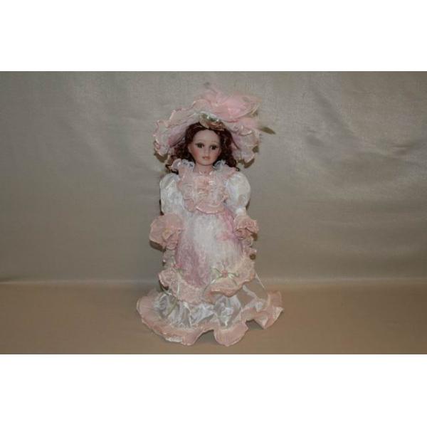 Фарфоровая кукла Kimberly