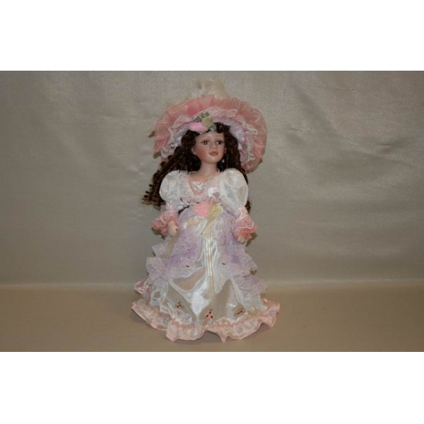 Фарфоровая кукла Maya