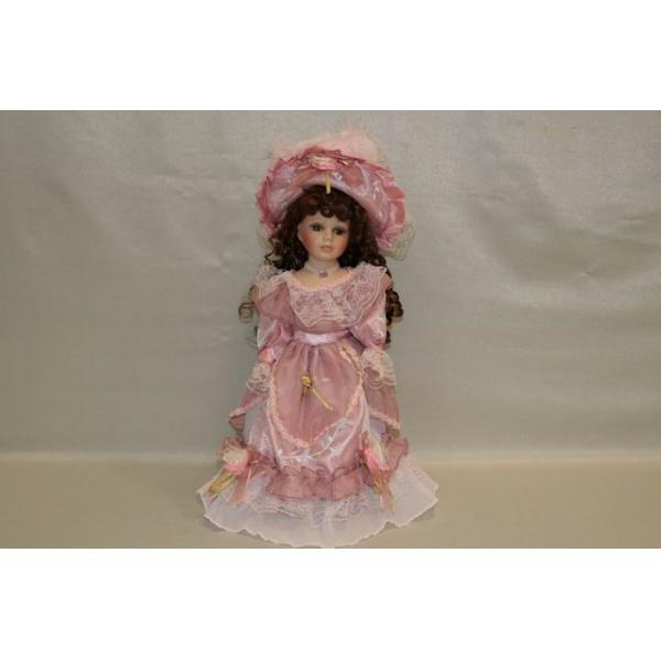 Фарфоровая кукла Autumn
