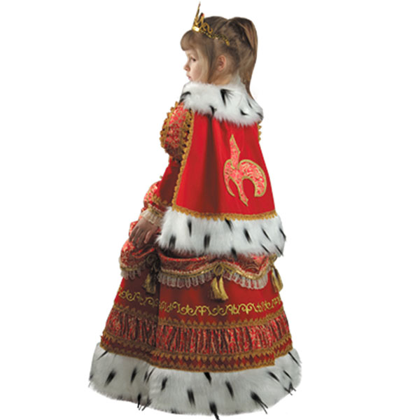 Карнавальный костюм Царица