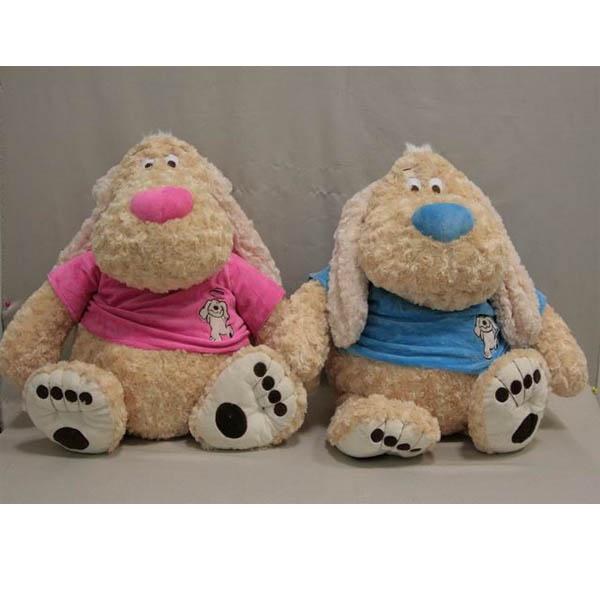 Мягкая игрушка Собака кудрявая в свитере арт. 94916