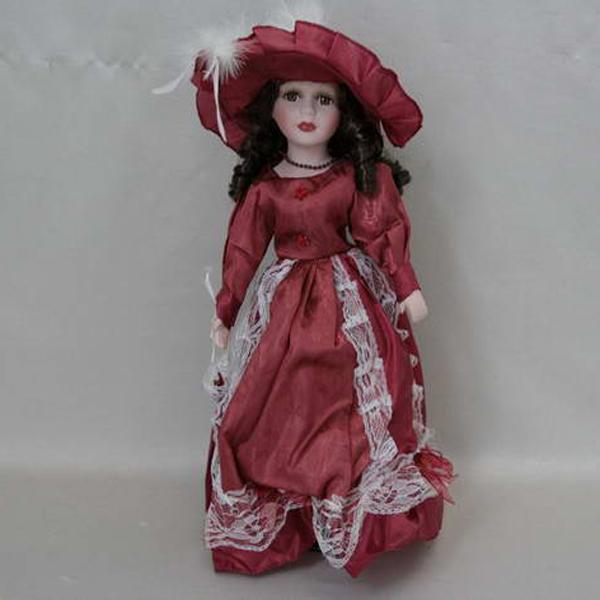 Фарфоровая кукла Grace
