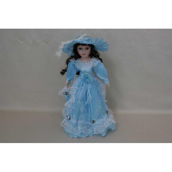 Фарфоровая кукла Brooklyn