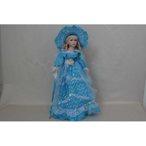 Фарфоровая кукла Allison