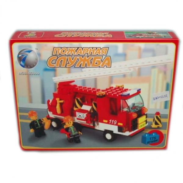 Детский игровой конструктор пожарная служба
