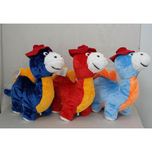Мягкая игрушка Дракончик в шляпе арт. 96389