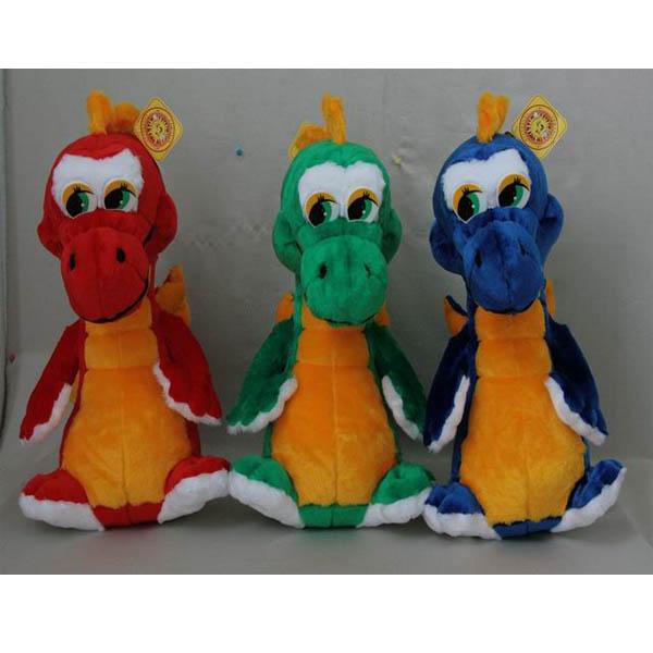 Мягкая игрушка Дракончик Динь арт. 96409