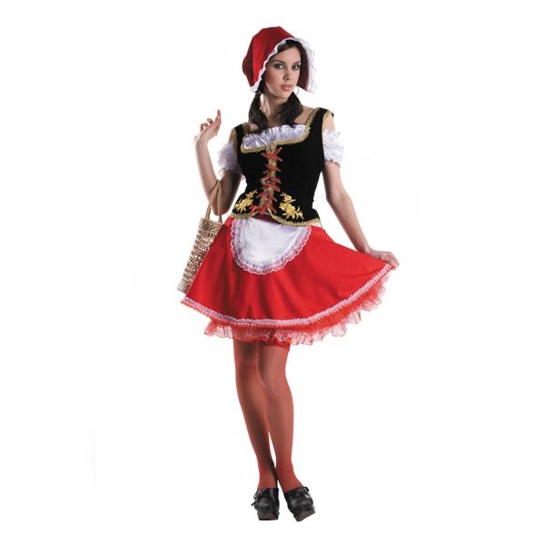 Карнавальный костюм Красная Шапочка