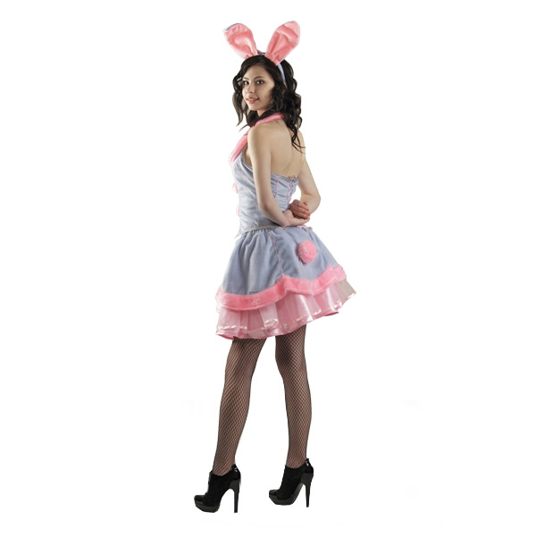 Карнавальный костюм Зайка серая