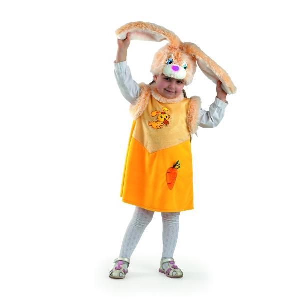 Карнавальный костюм Зайка Лакомка