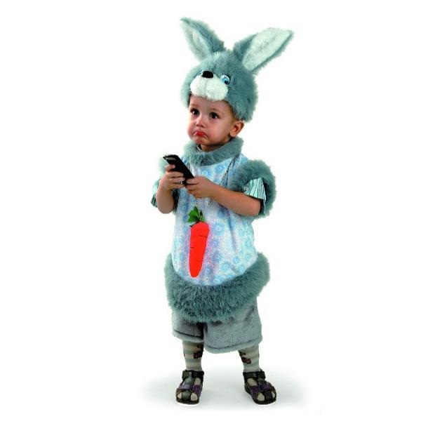 Карнавальный костюм Кролик Кроха