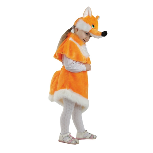 Карнавальный костюм Лиса Алиса
