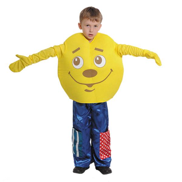 Карнавальный костюм Колобок
